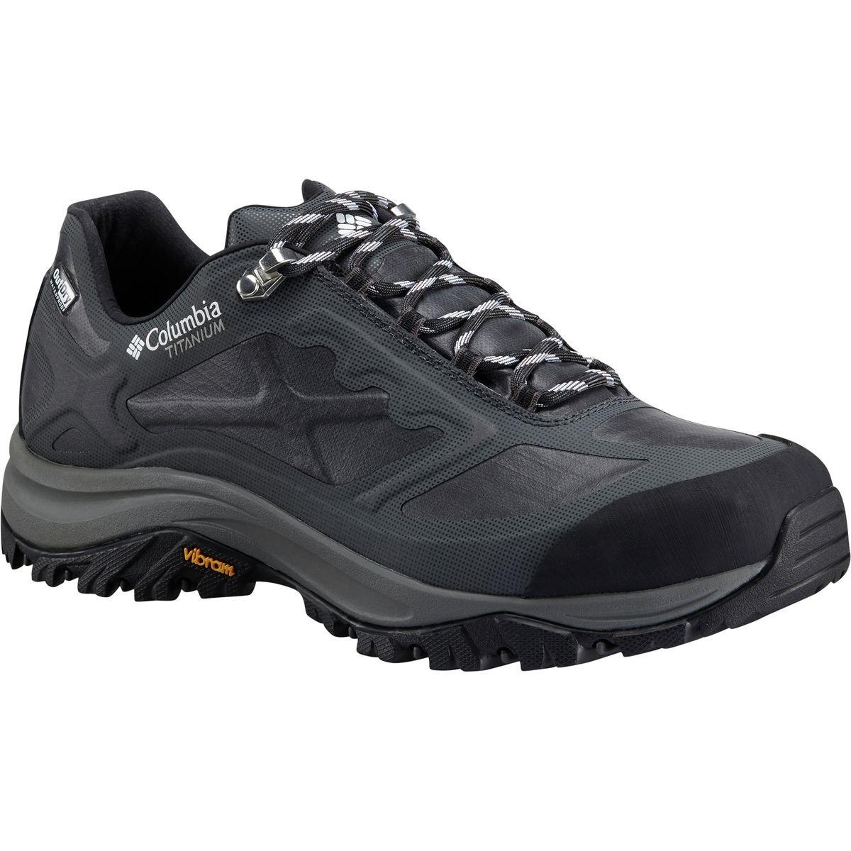 Columbia Terrebonne Outdry Extreme, Scarpe da Camminata ed Escursionismo Escursionismo Escursionismo Uomo nero bianca 68c372