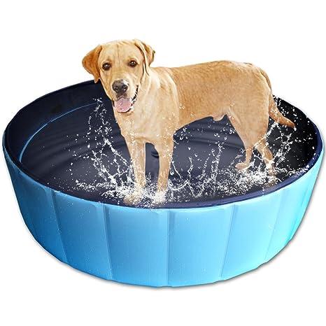 petpai Doggy Pool para perros planschbecken Piscina Agua de la ...
