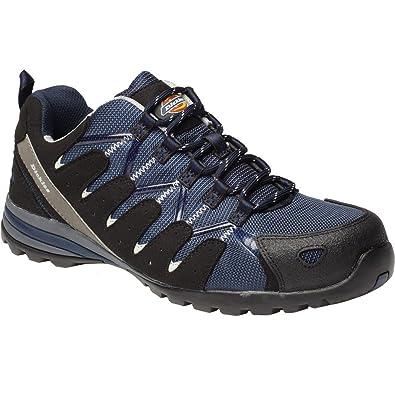 Dickies - Calzado de protección para hombre, color azul, talla 36 (3 UK