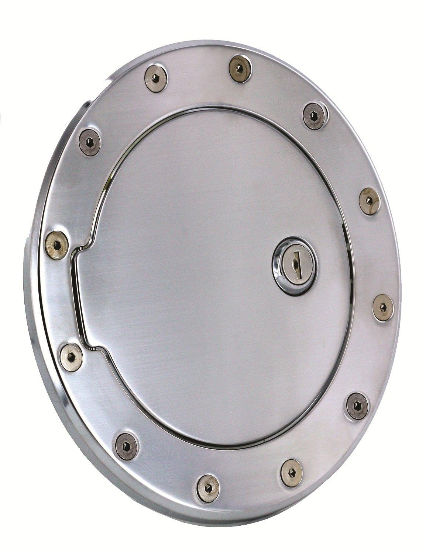 All Sales 6031GKL Billet Fuel Door