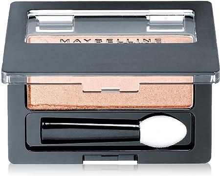 Maybelline New York Expert Wear Single Eyeshadow, Silken Taupe 0.09 oz Pack of 2