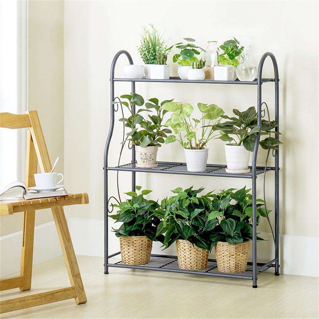 Estante Plantas Flores Artesanía De Hierro Yff 7bIf6vmyYg