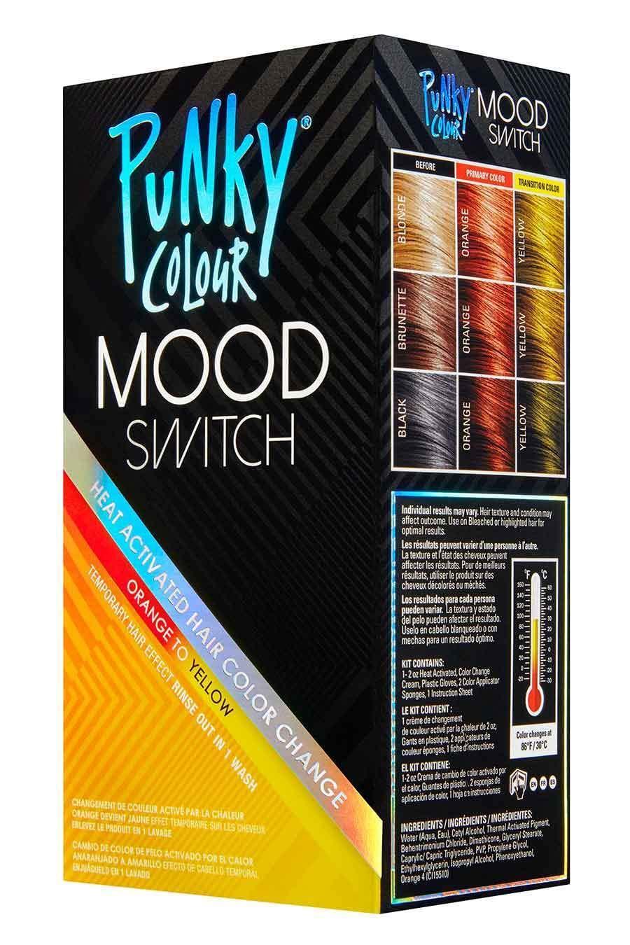 Punky el estado de ánimo de color interruptor de cambio de ...