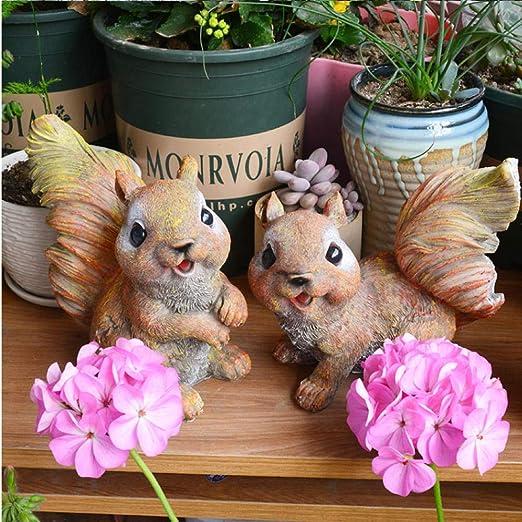 stauely Jardín decoración del jardín jardinería Creativa ...