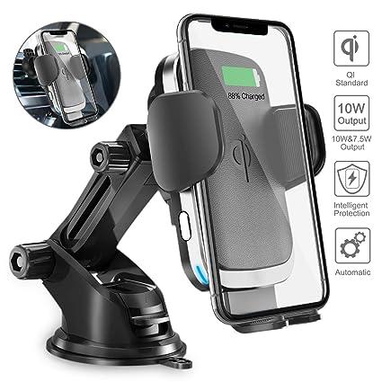 Amazon.com: Soporte de teléfono con cargador: Juyingxin