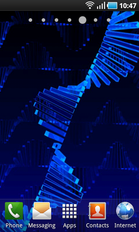 Amazon.com: 3D Android DNA Live Wallpaper.: Appstore for ...