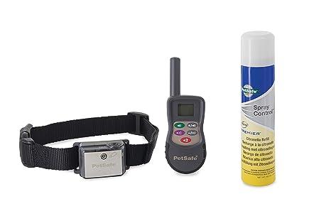 Amazon.com: PetSafe recargables Spray de entrenamiento del ...