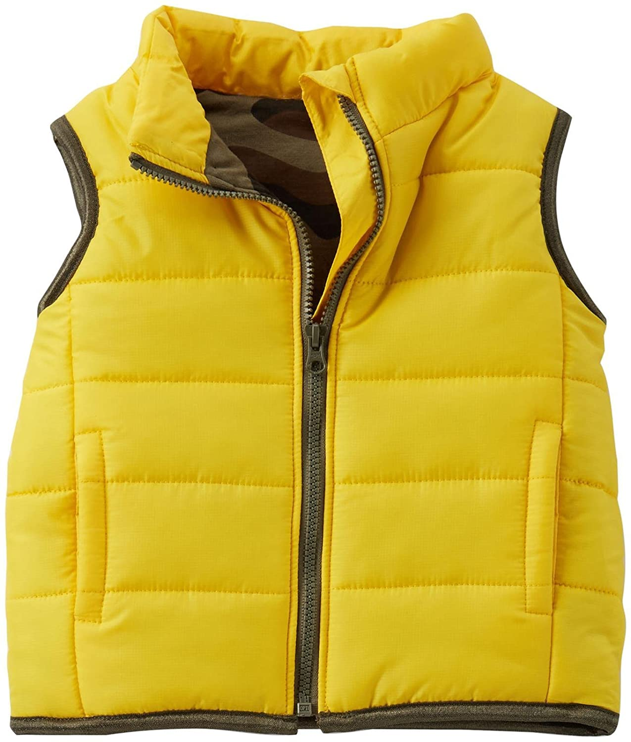 Carter's Baby Boys' Vest (Baby) - Yellow Carter' s 1073156baby-boys