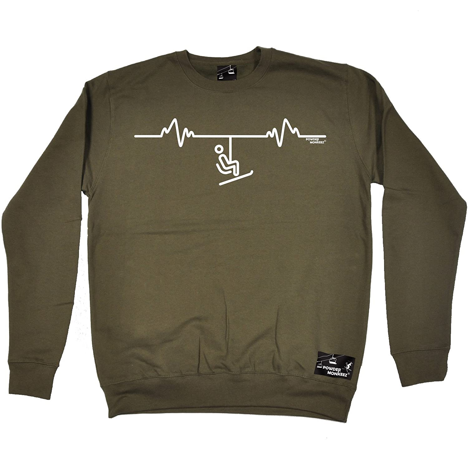 PM Premium Apres - Ski Lift Pulse - SWEAT