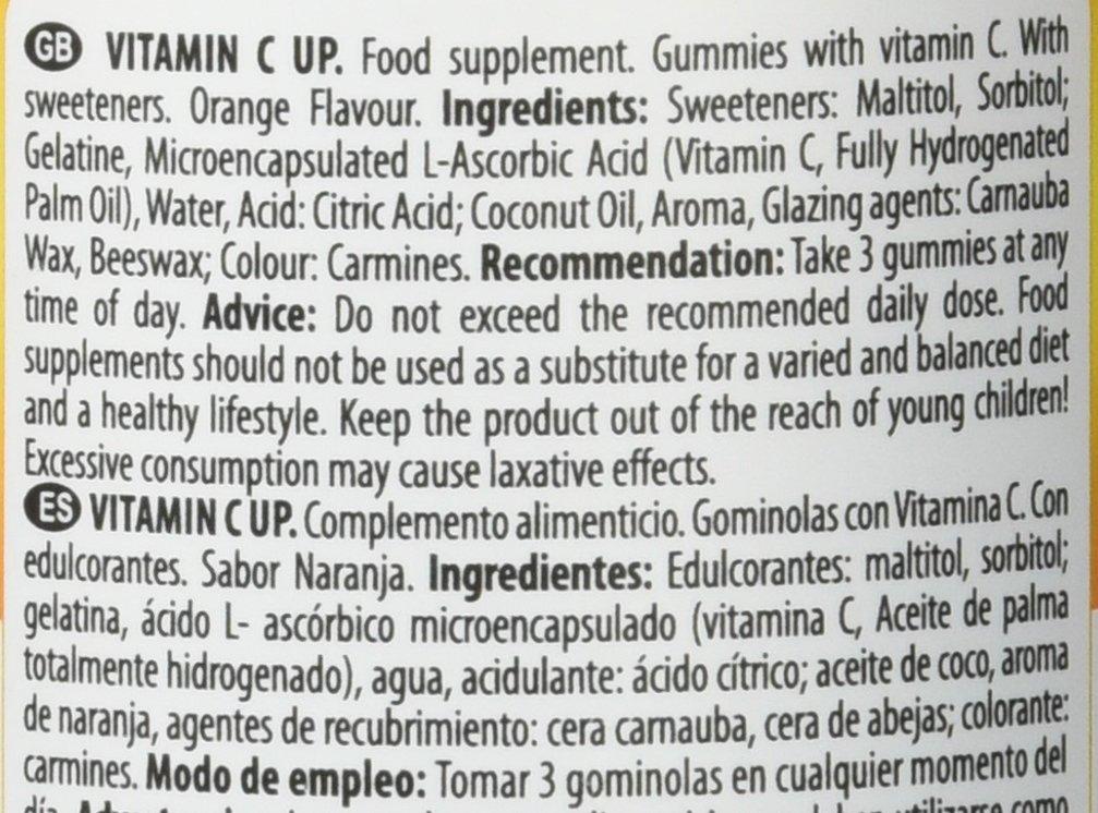 WEIDER Gummy up Revolution SIN GLUTEN Vitamin C 84 Gom.: Amazon.es: Salud y cuidado personal