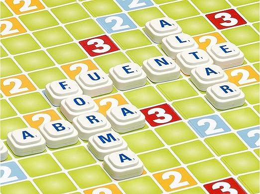Cayro - Formapalabras Multicolor - Juego de razonamiento y Habilidades lingüísticas- Juego de Mesa - Desarrollo de Habilidades cognitivas y lingüísticas- Juego de Mesa (720): Amazon.es: Oficina y papelería
