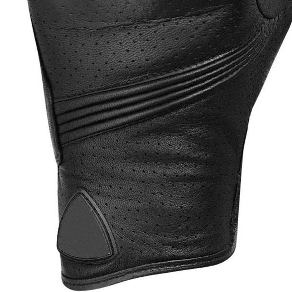 George FF Guantes de Cuero con Dedos Motos llenos de Motos Dedos para Motos de Ciclismo 5b91e9