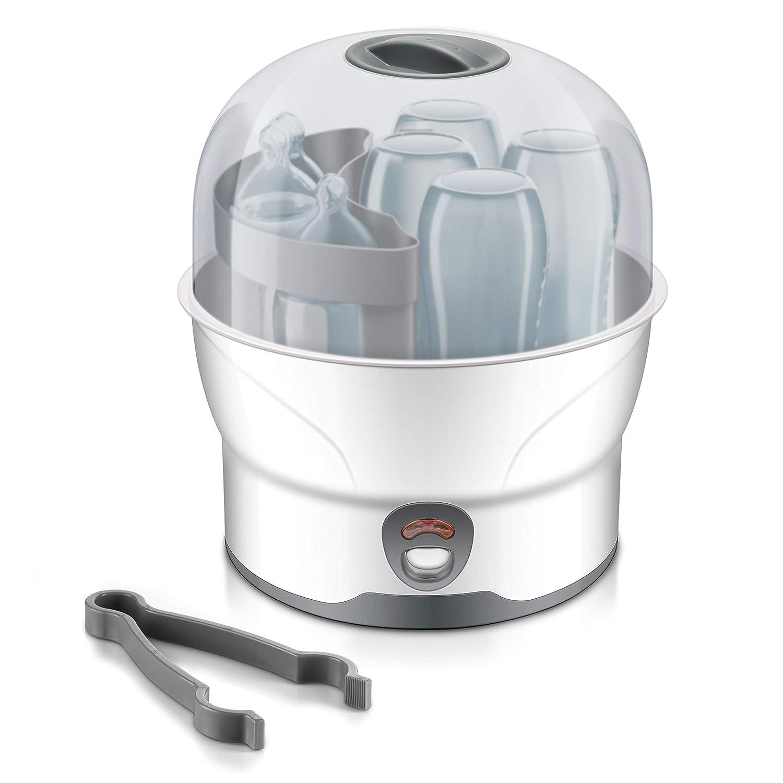 Vaporisator - Dampfsterilisator für bis zu 6 Flaschen und Zubehör safe&care