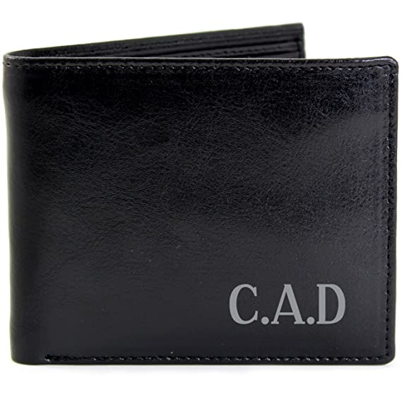 1c35fecac941 Personalised Leather Wallet With Coin Purse