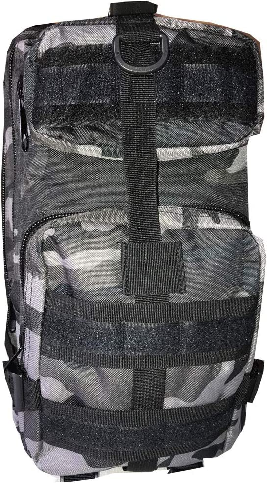 McAllister Mochila US Army Zero-Six de 28 litros (45 x 25 x 30 cm/Darkcamo): Amazon.es: Deportes y aire libre