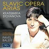 スラヴ・オペラ・アリア集/クラッシミラ・ストヤノヴァ (Slavic Opera Arias / Krassimira Stoyanova, Munchner Rundfunkorchester, Ravel Baleff)