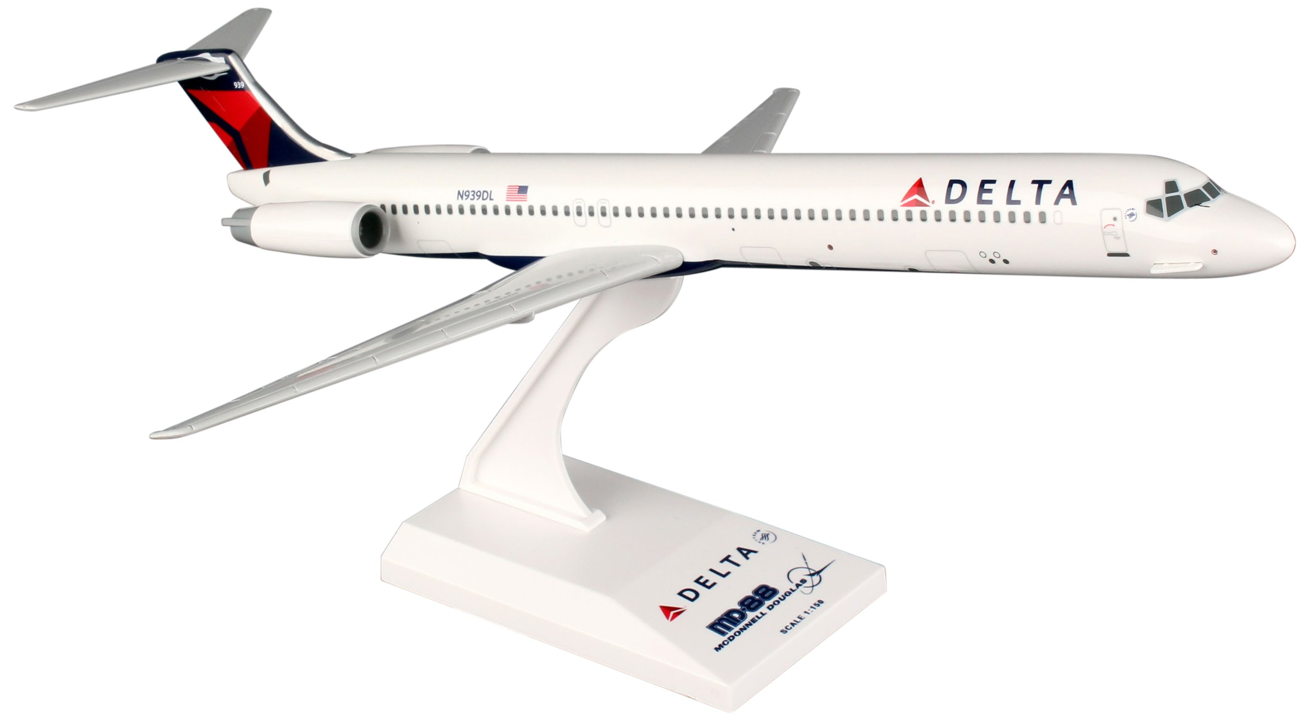 Daron Skymarks Delta Md-88 Model Kit (1/150 Scale)