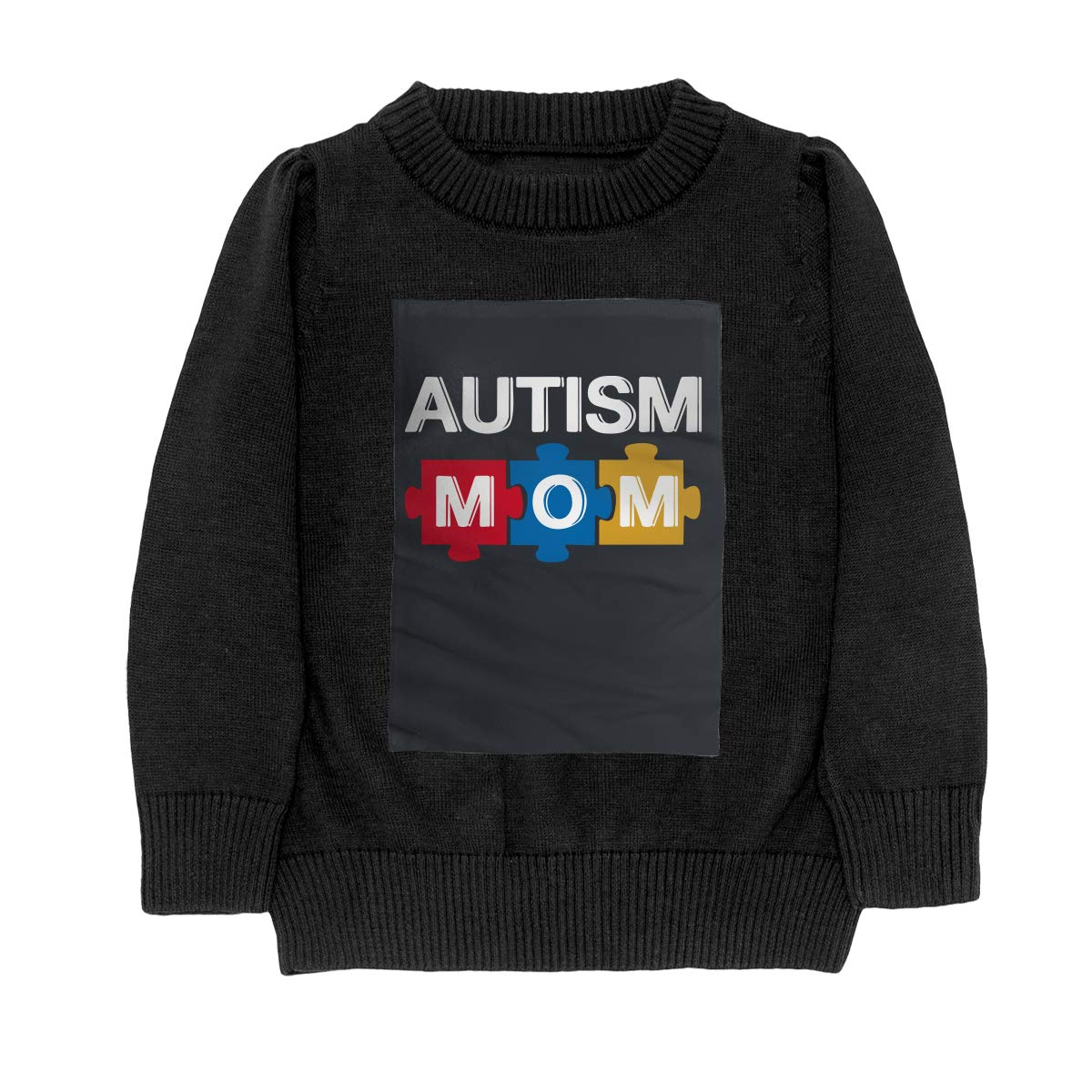 WWTBBJ-B Autism Mom Awareness Fashion Adolescent Boys /& Girls Unisex Sweater Keep Warm