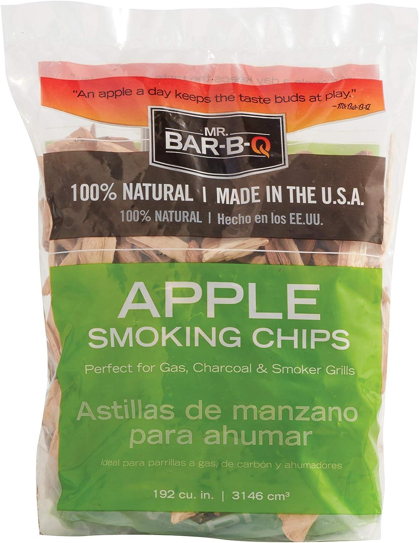 Mr Bar B Q 05012X Apple Wood Chips