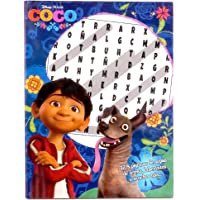 COCO Disney Sopa de Letras de 128 páginas Ed.Great Moments
