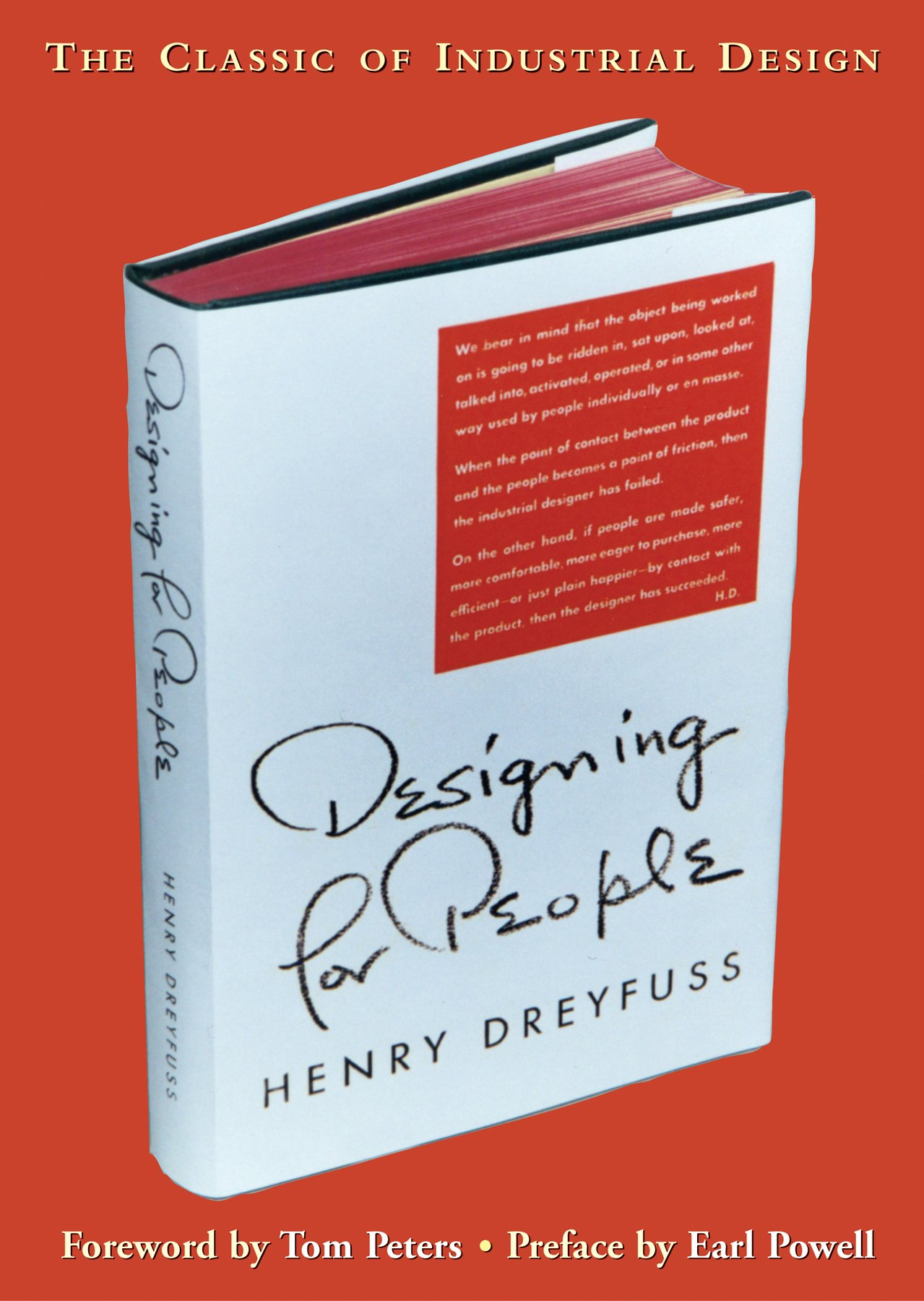 Designing For People Henry Dreyfuss 9781581153125 Amazon Books