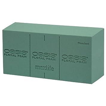 Amazon.de: Oasis Ideal Steckschaumquader für Arrangements frischer ...