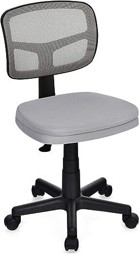 Giantex Armless Desk Chair
