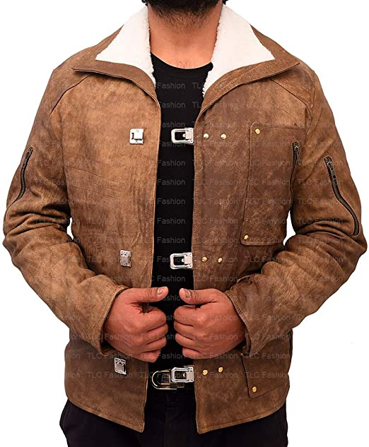 Amazon.com: William B. J. Blazkowicz Wolfenstein - Chaqueta ...