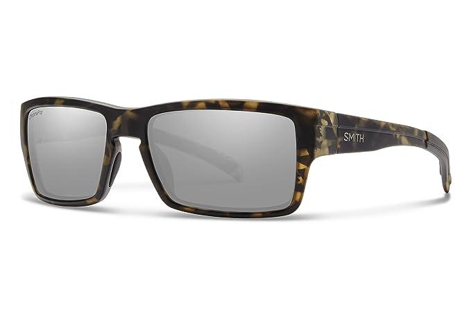 1e93d8070a Amazon.com   Smith Outlier ChromaPop Polarized Sunglasses   Prints ...