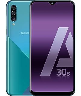 Samsung Galaxy M30s - Smartphone Dual SIM, pantalla 16.21 cm sAMOLED FHD+, camara 48MP, 4 GB RAM, 64 GB ROM, bateria 6000 mAH, Android, azul [Versión española, Exclusivo Amazon]: Amazon.es: Electrónica