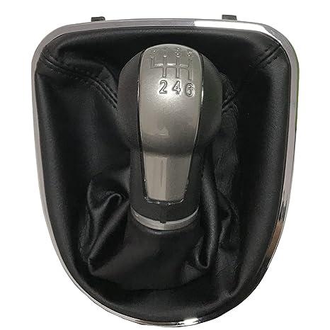Maxiou Perilla Gear Shift con cubierta de arranque de cuero Gaitor para ALTEA LEON II 2