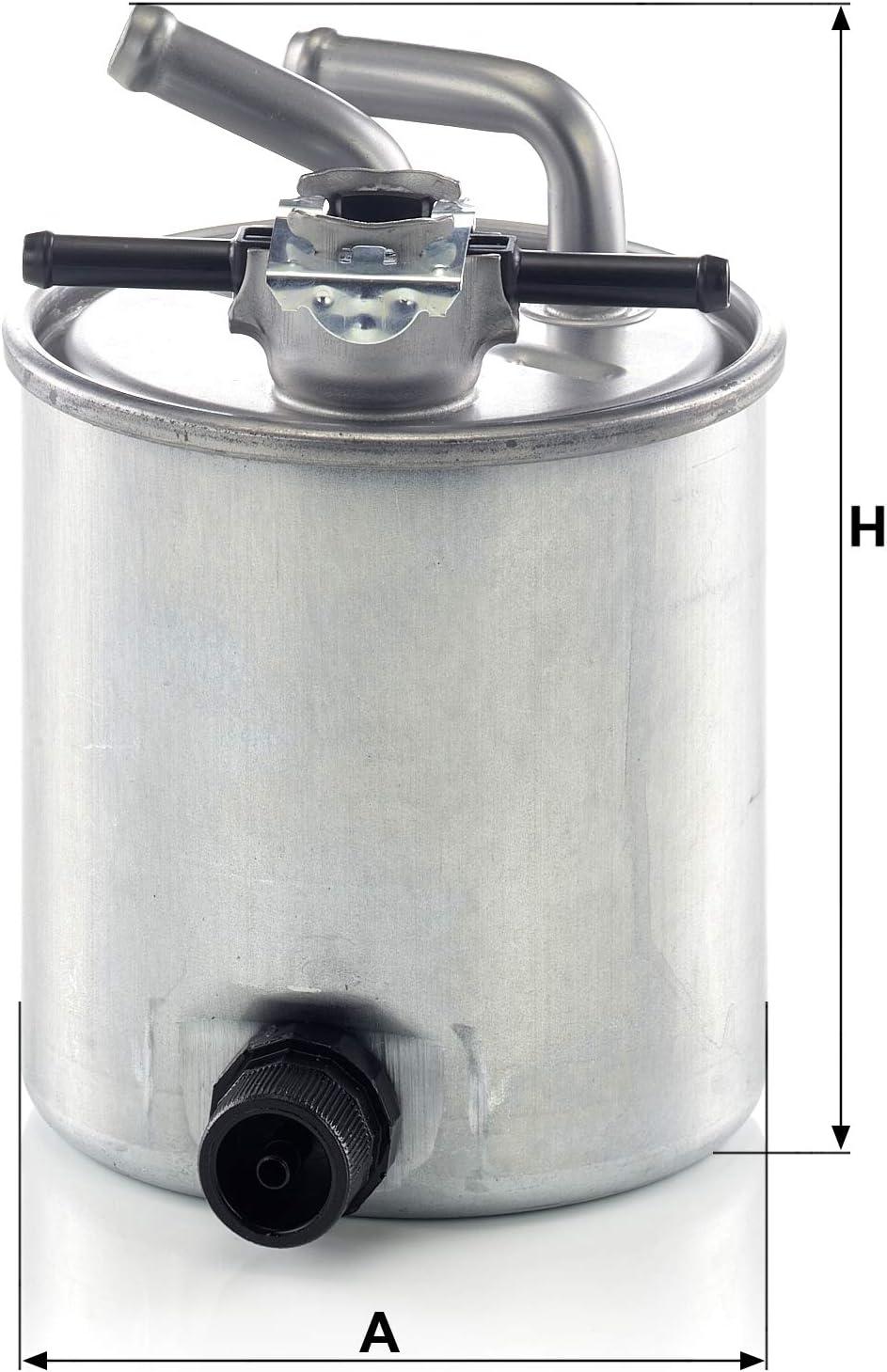 Original Mann Filter Kraftstofffilter Wk 920 6 Für Pkw Auto