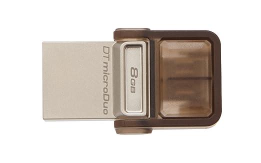 497 opinioni per Kingston DTDUO/8GB Chiavetta USB