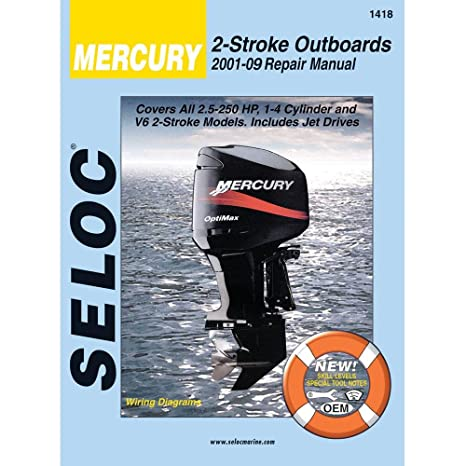 amazon com mercury engine repair and maintenance manual all 2 rh amazon com 1985 Mercury Outboard 1985 Mercury Outboard