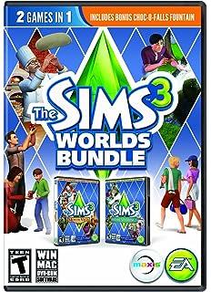 Amazon com: The Sims 3 Expansion Bundle - PC/Mac: Video Games