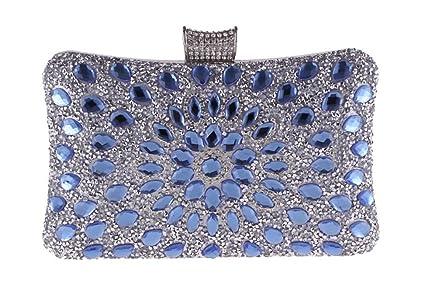0cda0cfadc19 EKDJFG Women Evening Bags Ladies Wedding Party Clutch Bag Gold Diamonds Purses  Clutches Purse Rhinestones Handbags