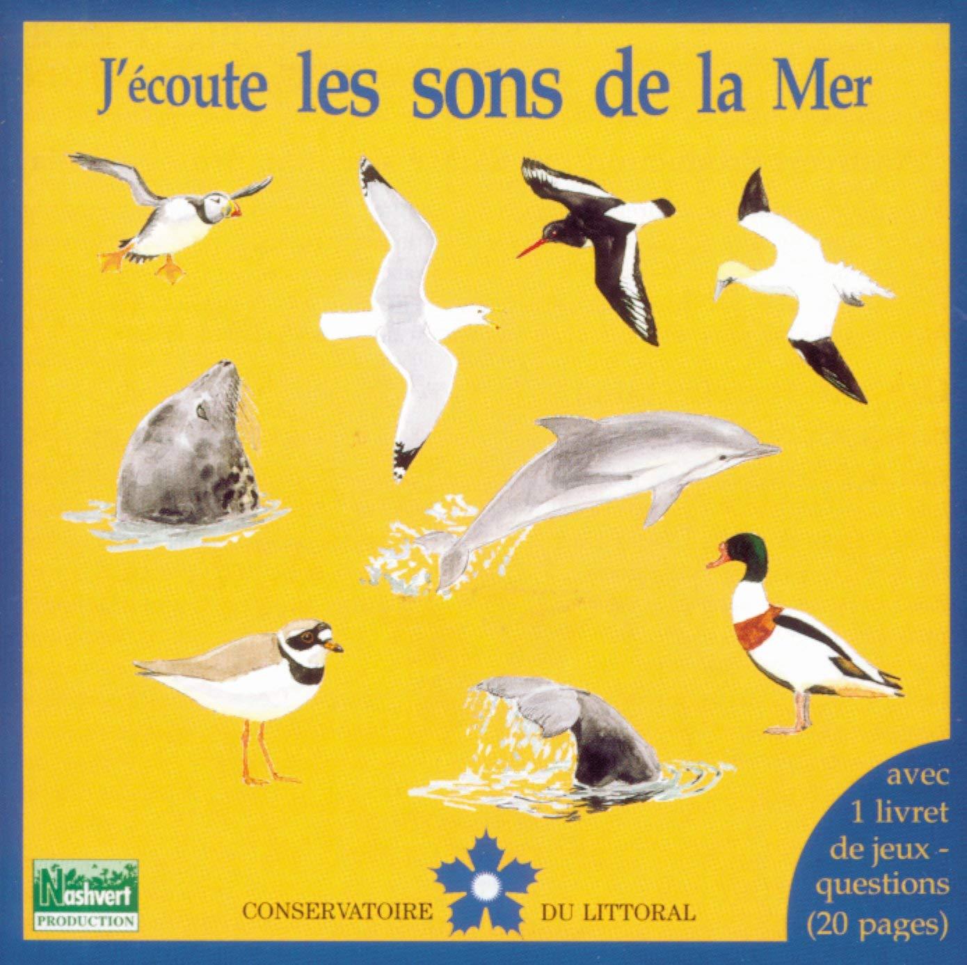 J'Écoute Les Sons de la Mer: Fernand Deroussen: Amazon.fr: Musique