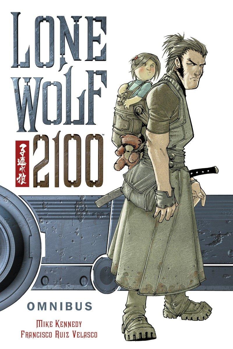 Amazon Com Lone Wolf 2100 Omnibus Lone Wolf And Cub