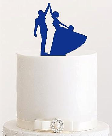 Cake Topper 3 Tortenstecker Tortenfigur Acryl Tortenstander