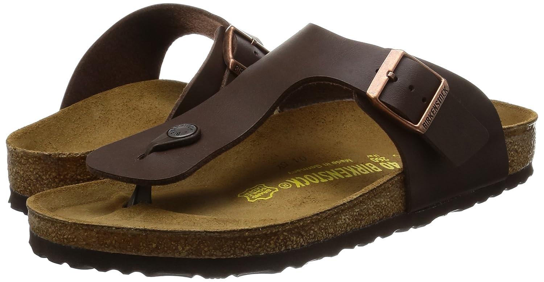 d35e228e05b8 Birkenstock Ramses - Dark Brown 044701 Mens Sandals 40 EU  Amazon.com.au   Fashion