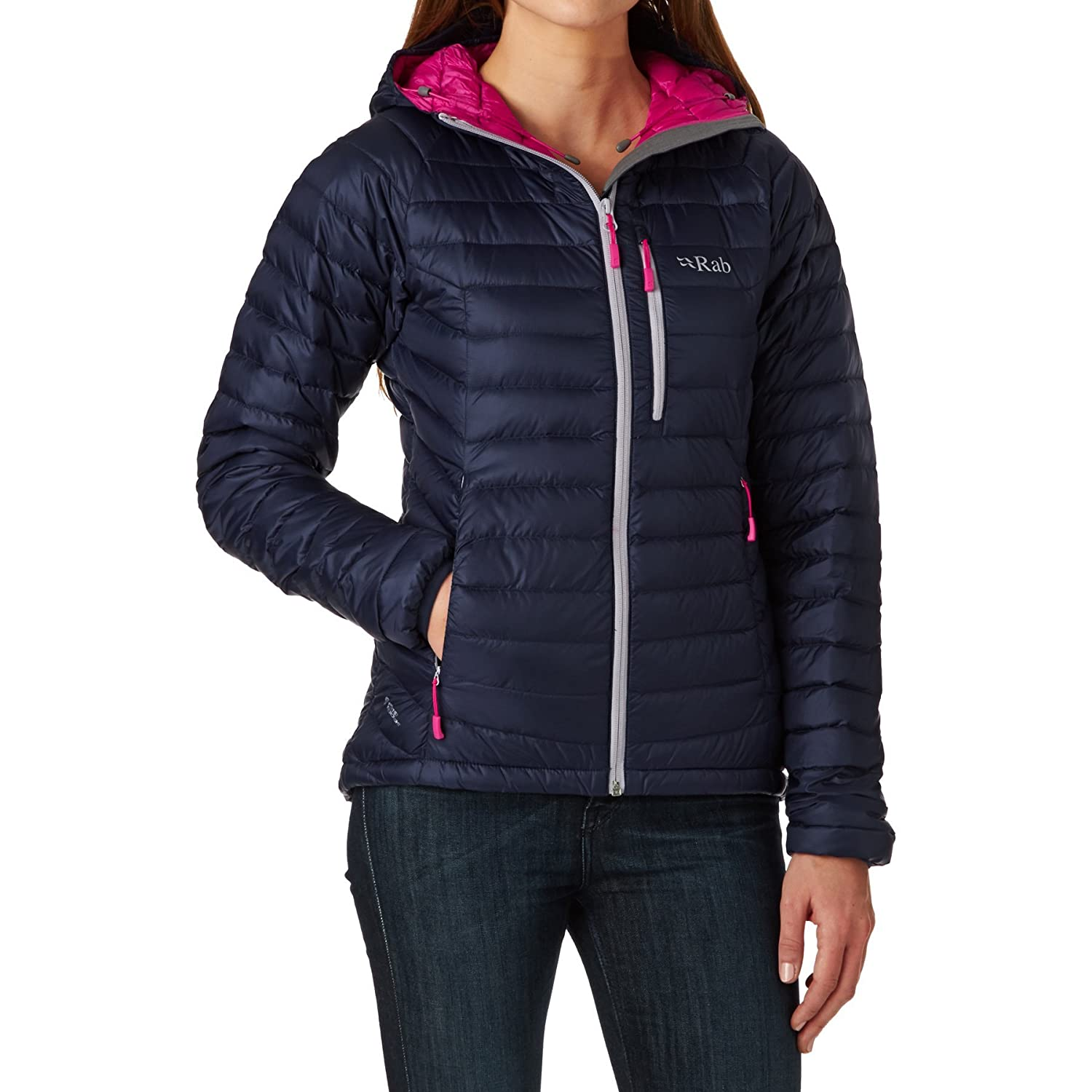 RAB WOMEN' S MICROLIGHT ALPINE JACKET