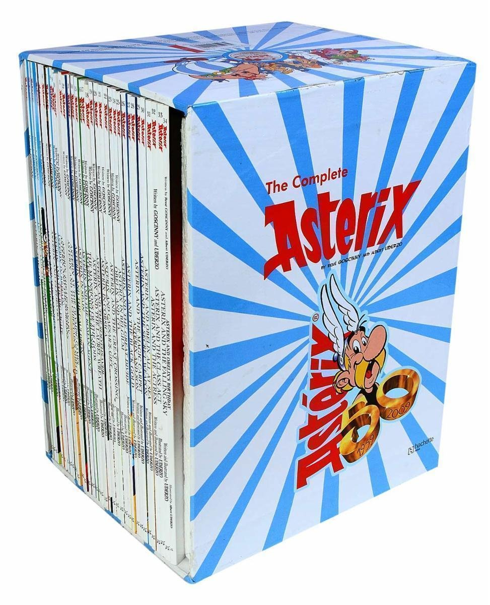 asterix and obelix collection