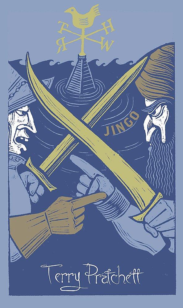 Jingo (Discworld, Book 21) (UK Edition)