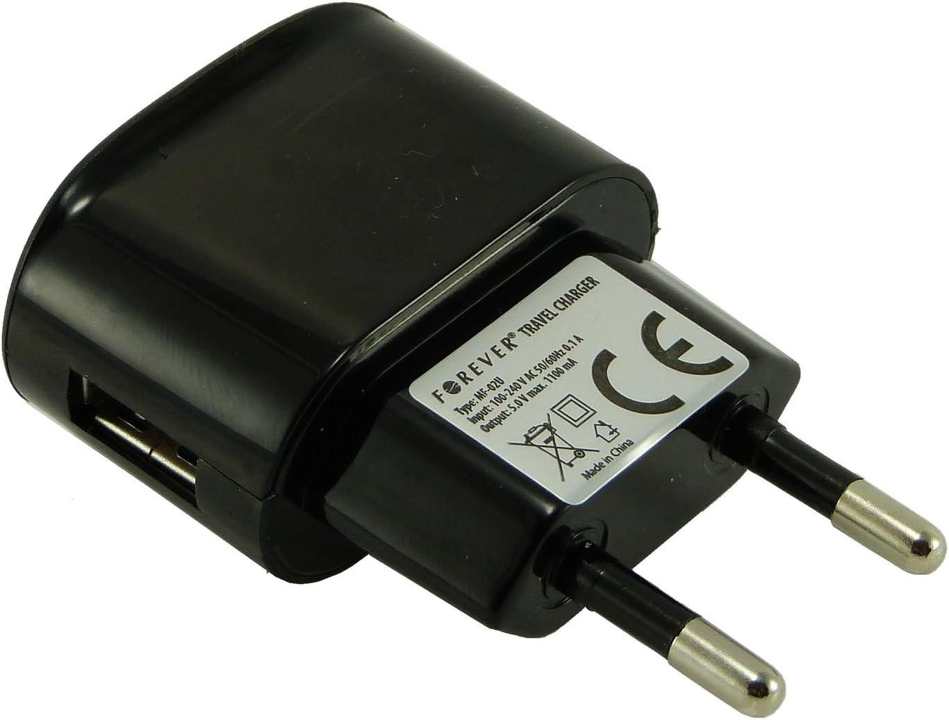Acce2S LOT CHARGEUR SECTEUR USB 1,1 A pour WIKO Freddy +