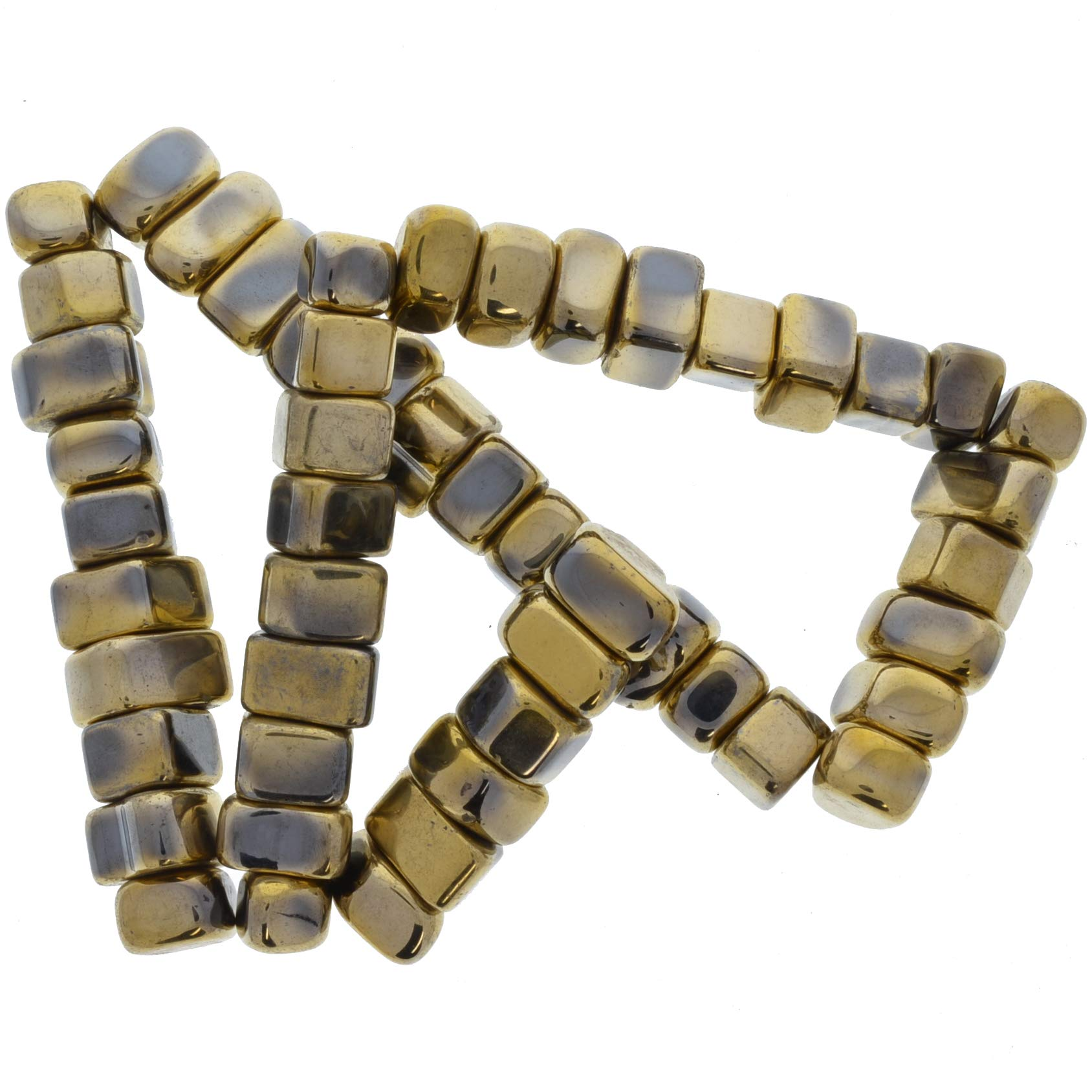 Digging Dolls: 5 lbs Small Golden Magnetic Hematite Sticky Stones - Great for Arts, Crafts, Party Favors, Party Gifts, Refrigerator Magnets and More!