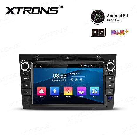 Xtrons 8 Autoradio Mit Touch Screen Android 8 1 Quad Elektronik