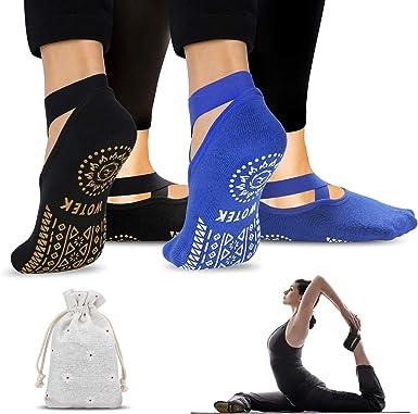 balletto per pilates per donne e ragazze Calzini da donna danza fitness barre sportive antiscivolo antiscivolo yoga LVE