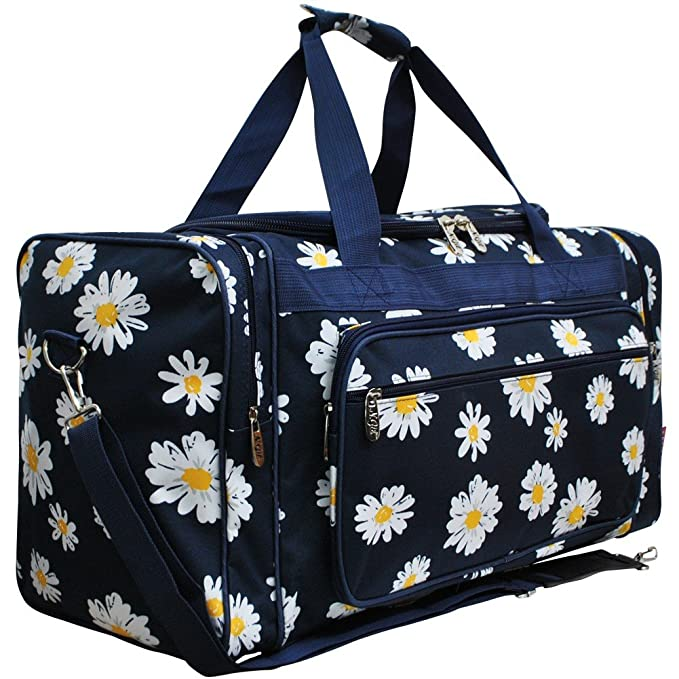 5f864ebd0f Daisy Print NGIL Canvas Carry on Shoulder 23