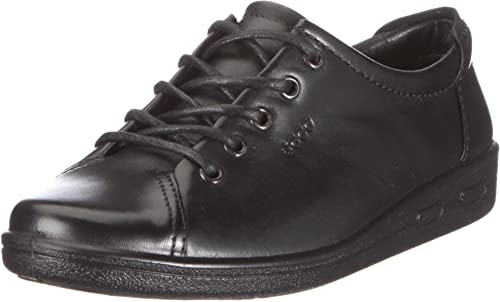 ECCO Women's Soft II Lace-Up Trainers