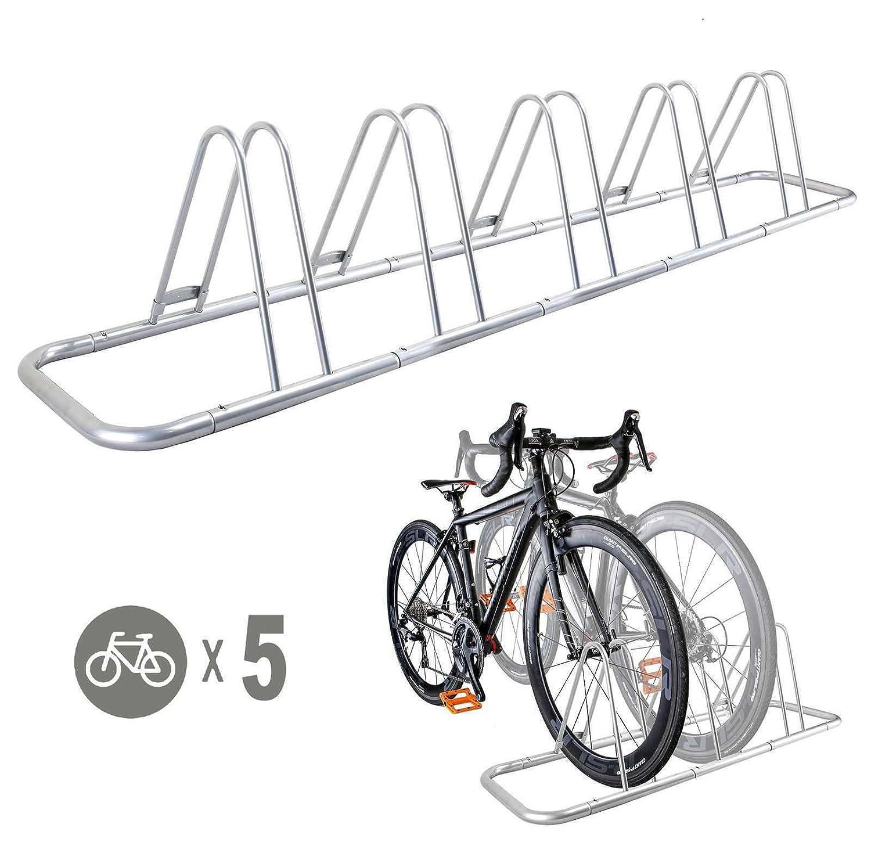 【超特価sale開催】 5 Bike Bicycle Floor CyclingDeal Parking by Rack Storage Stand B005IN02V6 by CyclingDeal by CyclingDeal B005IN02V6, Antiqcafe アンティカフェ:2e5fd4dc --- albertlynchs.com